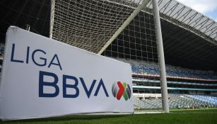 Promocional de la Liga MX en el 'Gigante de Acero'