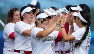 Tokio 2020: México perdió ante Canadá en su debut de softbol en Juegos Olímpicos