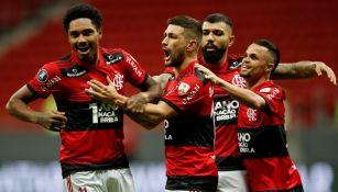 Copa Libertadores: Flamengo goleó al Campeón de la Sudamericana y clasificó a Cuartos