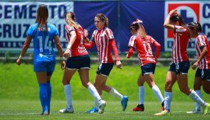 Chivas empató con Cruz Azul