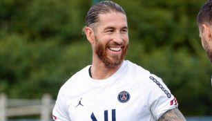 PSG: Sergio Ramos no viaja para jugar contra el Sevilla