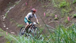 Tokio 2020: Daniela Campuzano terminó en el sitio 16 en Ciclismo de Montaña