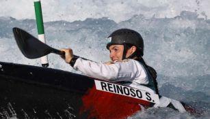 Tokio 2020: Sofía Reinoso quedó fuera de la Final de Canotaje en Slalom