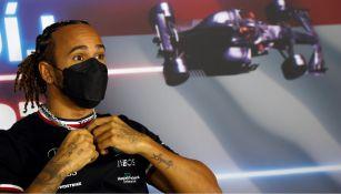 """Hamilton: """"Me estaba asando, creo que habré perdido tres kilos"""""""