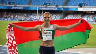 Tokio 2020: Atleta bielorrusa, obligada a dejar JJ.OO. tras criticar a sus entrenadores