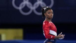 Simone Biles en los Juegos Olímpicos