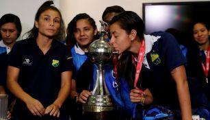 Conmebol: Chile renunció a organizar la Copa Libertadores femenina de 2021