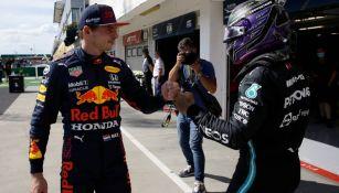 Max Verstappen: 'Estoy absolutamente seguro de que soy más rápido que Lewis'