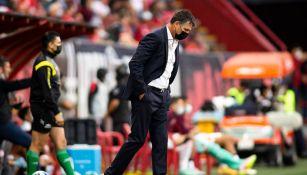 Siboldi: 'No estaba dentro de los planes sumar tres derrotas'