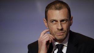 Ceferin, presidente de la UEFA