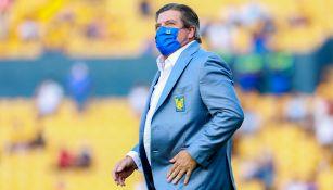 Tigres: Piojo Herrera destacó poder ofensivo de su equipo vs Querétaro