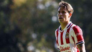 Chivas: Chicote Calderón, multado por el club y ofreció disculpas a la afición