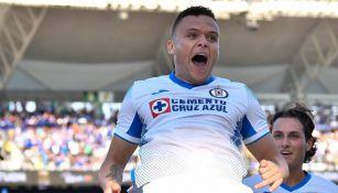 Cruz Azul: Jonathan Rodríguez se convirtió en el máximo goleador uruguayo