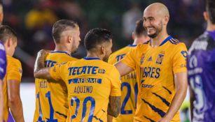 Liga MX: Tigres derrota a Mazatlán con más lesionados que goles
