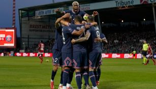 PSG: Consigue su tercer victoria consecutiva de la mano de Mbappé y Di María