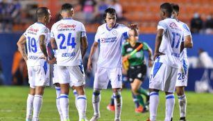 Cruz Azul rescató empate sin goles