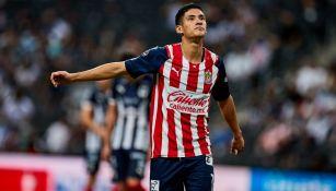 Chivas: Desaprovechó ventaja numérica y empató con Monterrey