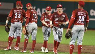 Diablos Rojos: A una victoria de la Serie de Campeonato, tras vencer al Águila