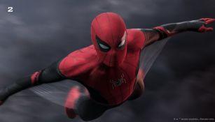 Spider-Man en acción