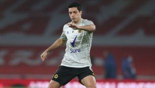 Raúl Jiménez: Se perderá juegos con México, por restricciones de Premier League por covid-19