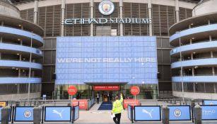 Manchester City ofrecerá vasos comestibles en el Etihad Stadium