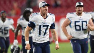 Titans: Ryan Tannenhill en la lista de Covid-19