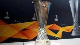Así luce el trofeo de la Europa League
