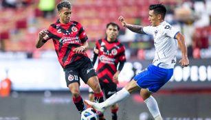 Liga MX: Tijuana rescata el empate en casa contra Rayados