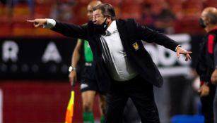 Tigres: Miguel Herrera se quejó por triple fecha en eliminatorias mundialistas