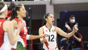 Selección Mexicana de Voleibol Femenil va por el pase al Mundial de 2022