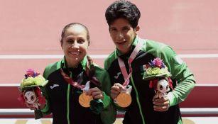 Mónica Rodríguez gana oro 100 para México en Paralímpicos