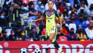 América Femenil: Mónica Rodríguez declaró que no hay rival fácil en la Liga MX