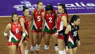 Selección Mexicana de Voleibol Femenil perdió ante Puerto Rico y no acudirá al Mundial
