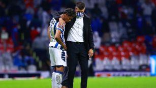 Paulo Pezzolano, tras empate ante Cruz Azul: 'Nos pudimos llevar los tres puntos tranquilamente'