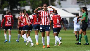 Liga MX Femenil: Chivas venció a Mazatlán FC y se mantiene invicto