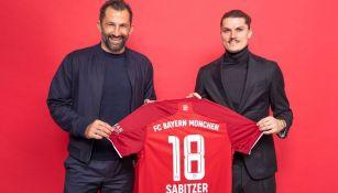 Sabitzer, el más reciente fichaje del Bayern