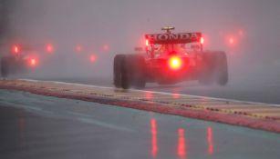 F1 dio a conocer las razones por las que sólo se corrieron dos vueltas del GP de Bélgica