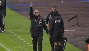 Gerardo Martino en victoria vs Jamaica