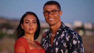 Georgina y Cristiano Ronaldo juntos