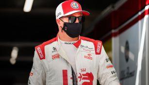 Kimi Raikkonen previo a un Gran Premio