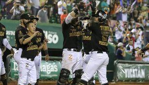 Jugadores de Leones de Yucatán