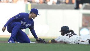 Acciones entre Dodgers y San Francisco