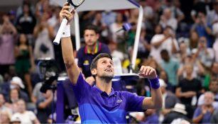 Djokovic ganó en el US Open