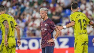 Huesca perdió 1-2 ante el Real Oviedo