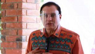 El diputado federal del Distrito 8 Benjamin Robles