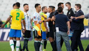 CEO del Aston Villa: 'Lo que sucedió en Brasil fue de lo más inusual que he visto en el futbol'