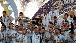 Copa América: Argentina estrenó canción oficial por título continental