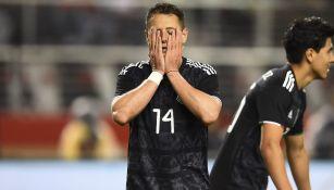 Chicharito Hernández: 'Honestamente soy un llorón'