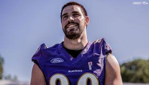 Mark Andrews renovó con los Ravens por 4 años y 56 millones