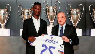 Real Madrid: Eduardo Camavinga firmó hasta 2027 con el club merengue